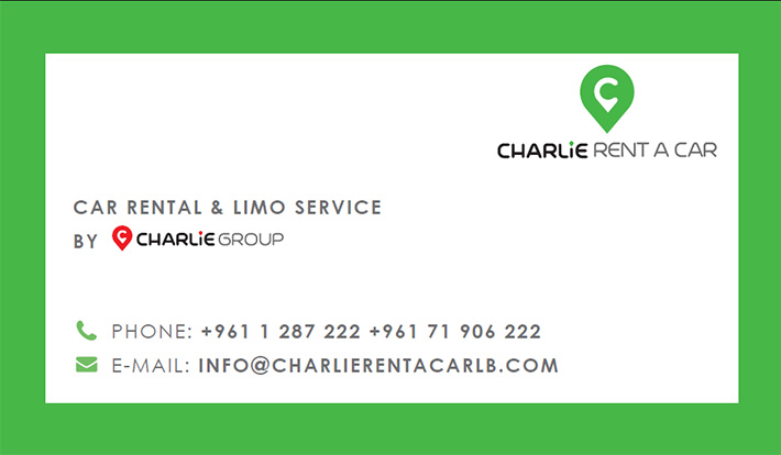 Charlie Rent A Car
