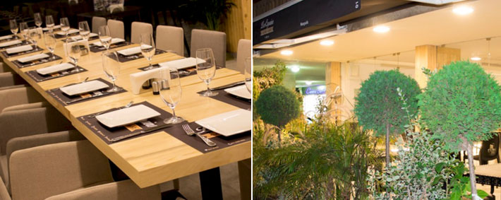Les Copains Café Restaurant