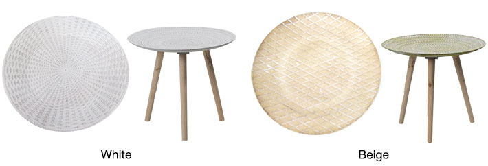 Contemporary Wooden Tables