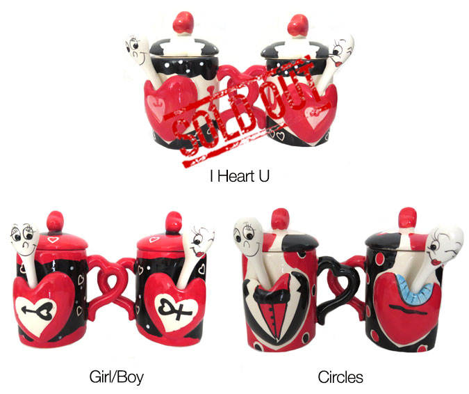 Dual Love Mugs