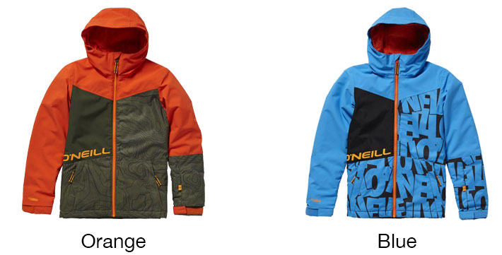 O'Neill Boys' Skiing Hubble Jacket