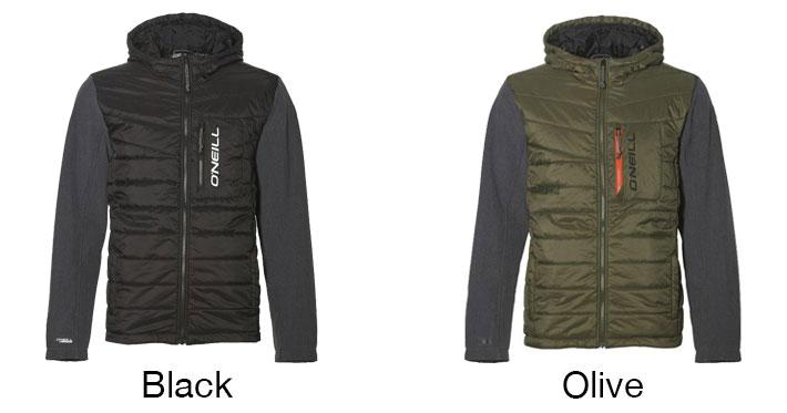 O'Neill Men's Lifestyle Transit Bx Jacket