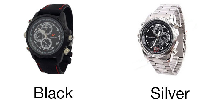 desc spy watch