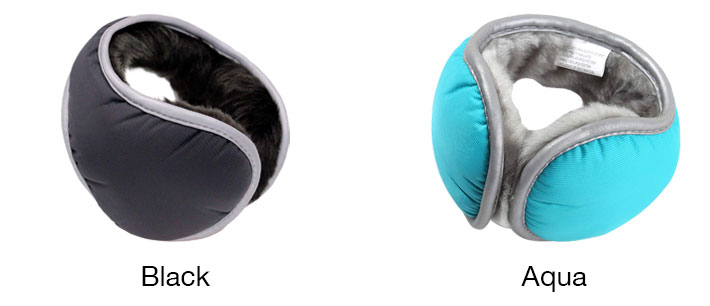 Unisex waterproof earmuffs