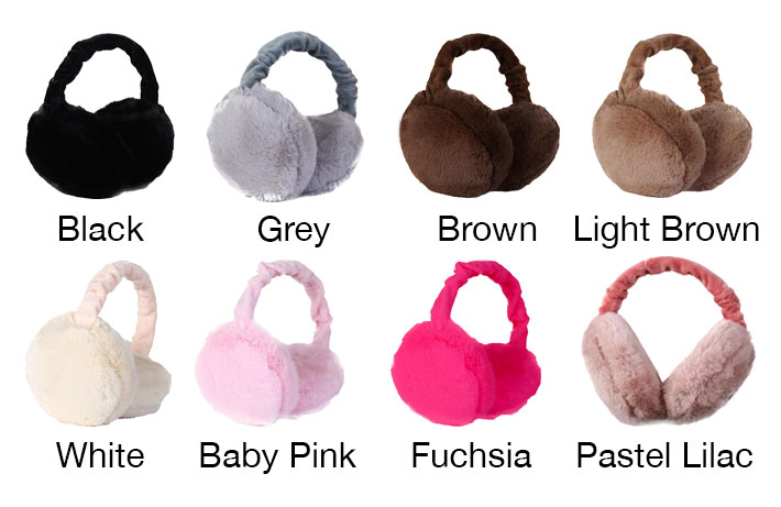 Foldable Earmuffs