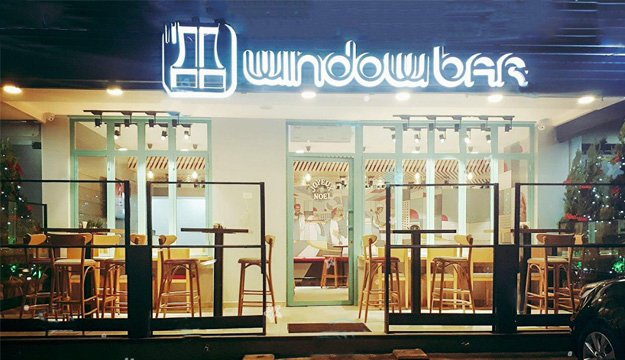 Window bar