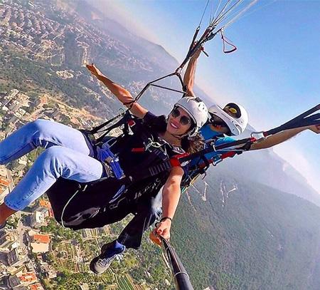 Fly Lebanon Paragliding