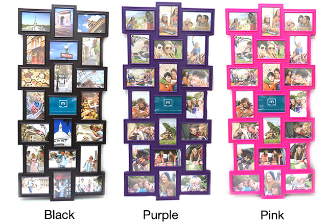 21-Photo Collage Frames