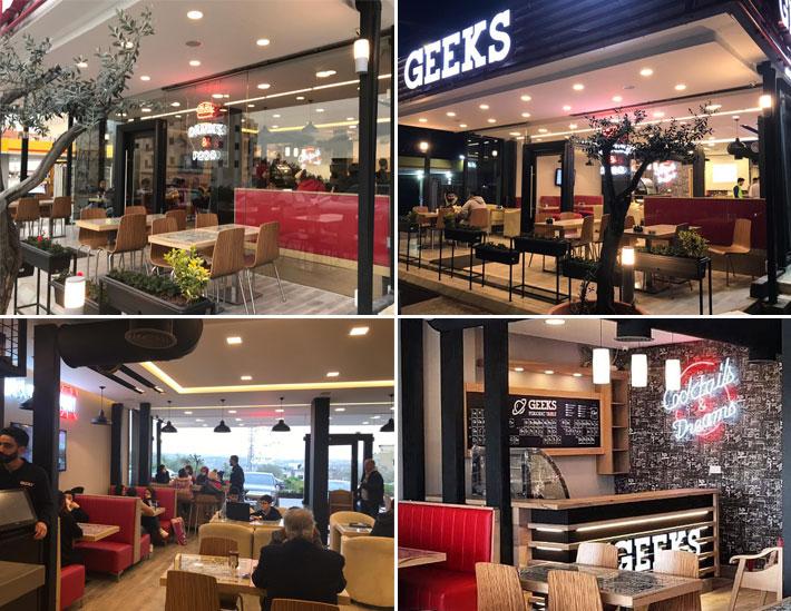 Geeks The Smart Diner