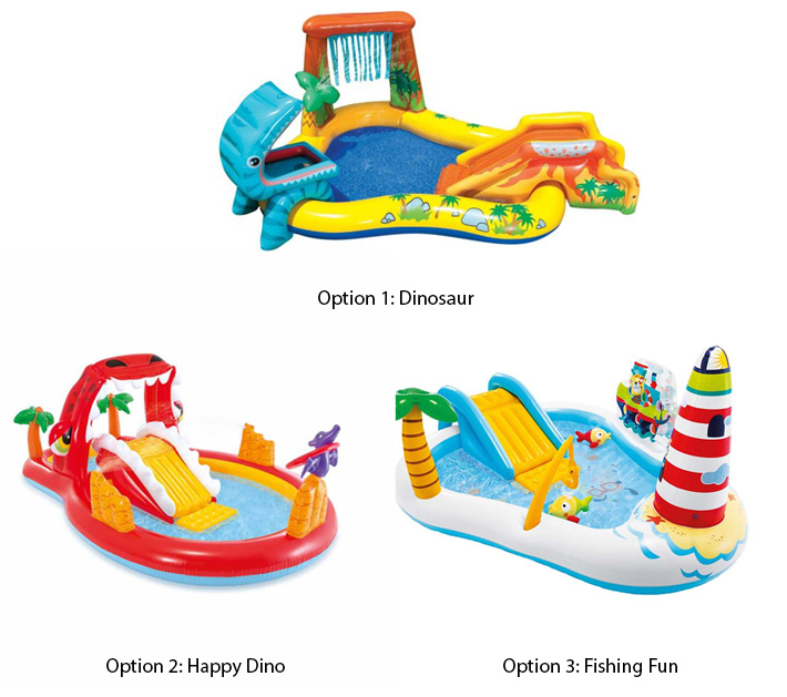 Intex Kids Play Center