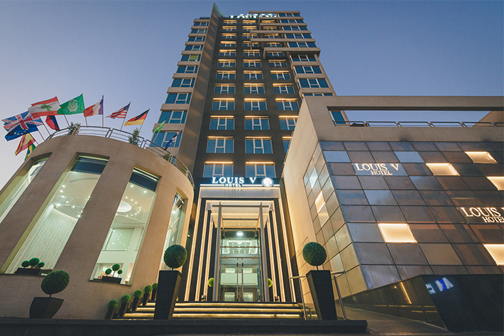 Louis V Hotel