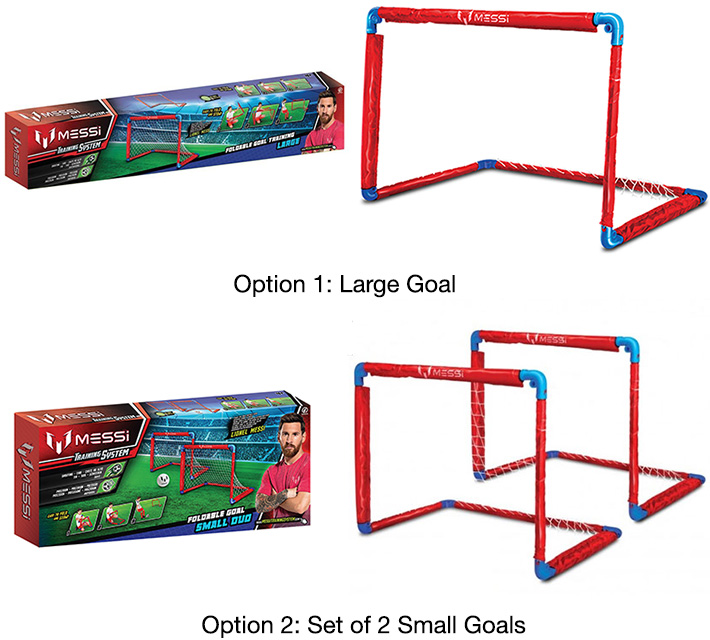 1e54d58c8 Messi Training System Foldable Goal | Gosawa Beirut Deal