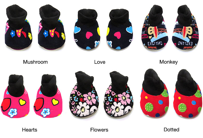 Kids Slipper Socks