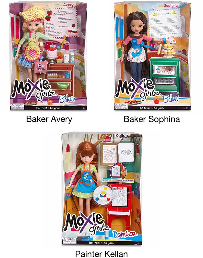 Moxie Girlz Dolls