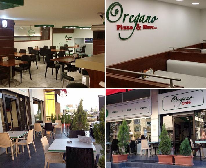 Oregano Pizza & More