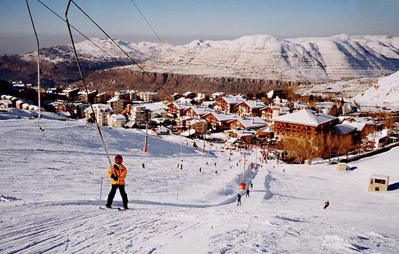 Snow Eagle by Ski Lebanon