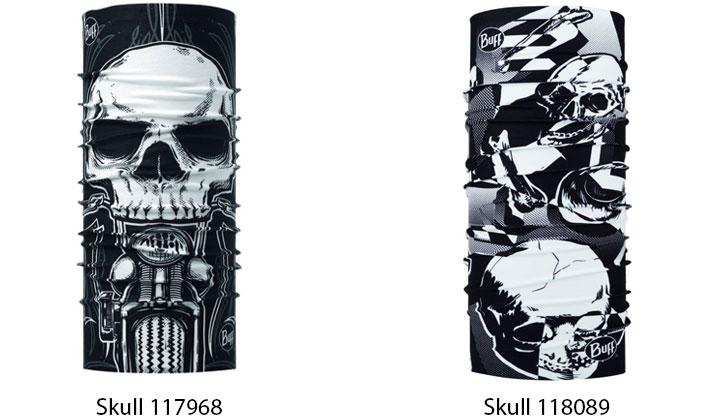 Skull Buff Unisex Performance Original Tubular