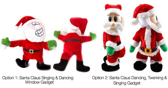 Santa Claus Home Gadgets