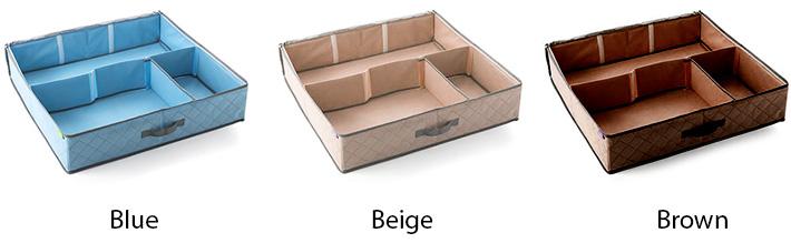 Under-Bed Shoe Organizer