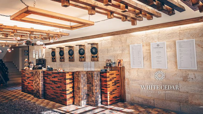 White Cedar Hotel
