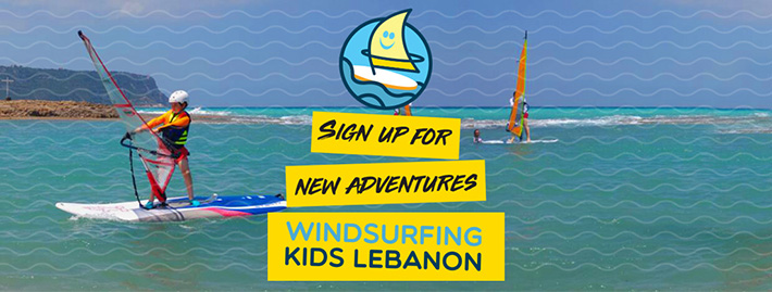 Windsurfing Kids Lebanon