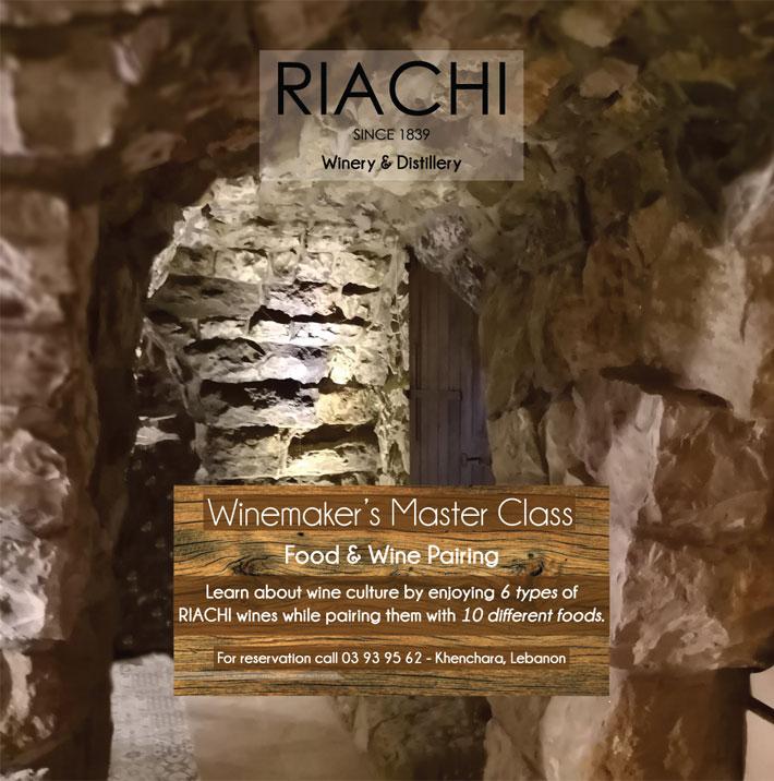 Riachi Winery & Distillery