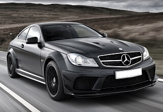 15% power with Stage 1 ECU Remap on Mercedes Benz C Class C63 AMG