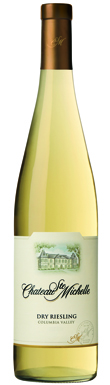 Chateau Ste Michelle, Columbia Valley, Dry Riesling, 2012