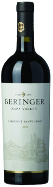 Beringer, Cabernet Sauvignon, Napa Valley, California, 2011