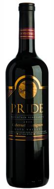 Pride Mountain Vineyards, Vintner Select Cuvée, 2011