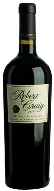 Robert Craig, Howell Mountain, Cabernet Sauvignon, 2011
