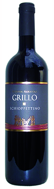 Grillo, Colli Orientali del Friuli, Schioppettino di