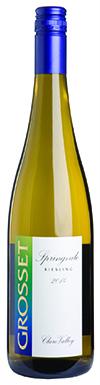 Grosset Wines, Riesling, Springvale, Clare Valley, 2014
