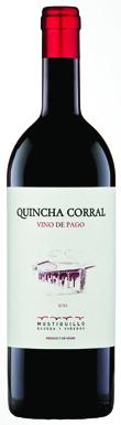 Bodega Mustiguillo, Vino de Pago El Terrerazo, Quincha