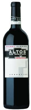 Altos Las Hormigas, Malbec Clásico, Mendoza, Argentina, 2013