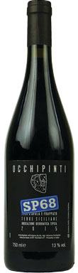 Occhipinti, SP68, Sicily, Italy, 2015