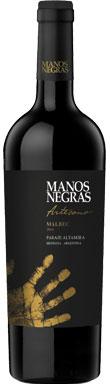 Cuatro Manos, Tupungato, Vino de la Cordillère Malbec, 2014