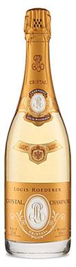 Louis Roederer, Cristal, Champagne, France, 2002