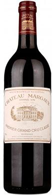 Château Margaux, Margaux, 1er Cru Classé, Margaux, 1982
