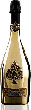 Armand de Brignac, Ace of Spades Gold Brut, Champagne