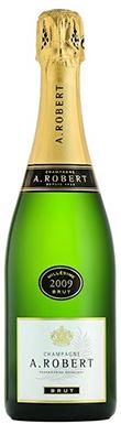 A Robert, Brut, Champagne, France, 2009