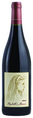 Adelsheim Vineyards, Elizabeth's Reserve Pinot Noir, 2012