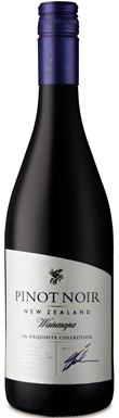 Aldi, Exquisite Collection Pinot Noir, Wairarapa, 2016