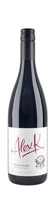 Kalex, Big Backyard Pinot Noir, Alex K, New Zealand, 2013