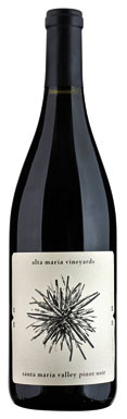 Alta Maria Vineyards, Santa Maria Valley, Pinot Noir, 2009