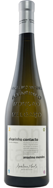 Anselmo Mendes, Contacto Alvarinho, Vinho Verde, 2016