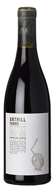 Anthill Farms, Sonoma Coast, Pinot Noir, California, 2013