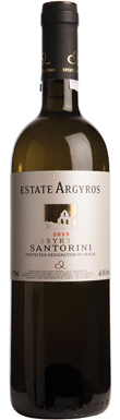 Argyros, Assyrtiko, Santorini, Aegean Islands, Greece, 2015