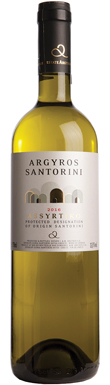 Argyros, Assyrtiko, Santorini, Aegean Islands, Greece, 2016