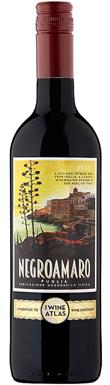 Asda, Wine Atlas Negroamaro, Puglia, Italy, 2016